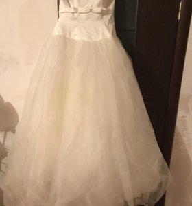 Свадебные платья 3 шт