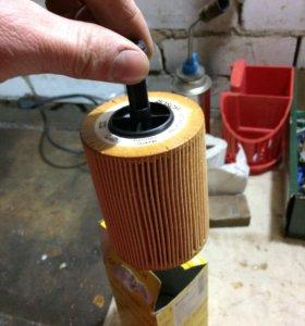Масляный фильтр пассат б5