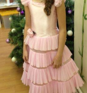 Платье маленькой леди
