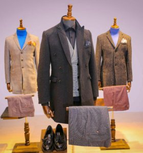 Мужские Пальто Новые