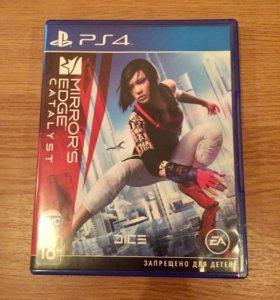 Mirror's Edge: Catalyst (Игра для PS4)