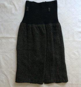 Юбка с высокой талией MNG Suit 34 р.