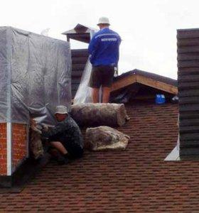 ремонт крыш высота не предел