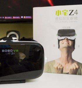 Виртуальный шлем Bobo vr z4 с наушниками