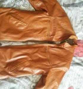 Куртка мужская. Натуральная кожа