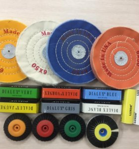 Набор для полировки дисков