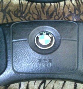 Airbag, руль бмв 525 е39