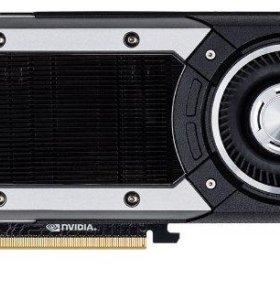 Видеокарта EVGA GeForce GTX 980 Ti 6gb на гарантии
