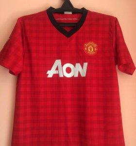 Спортивная футболка  клуба Манчестер размер L