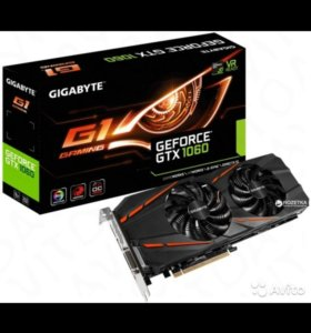 Gigabyte gtx 1060 g1 gaming 6gb