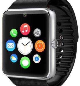 Smart watch gt08⌚️,для Андроид, IOS. цена сегодня!