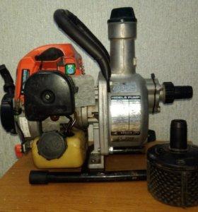 Мотопомпа бензиновая (насос)