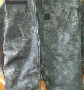 Натовский костюм , материал армированный