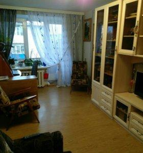 Квартира, 3 комнаты, 43.2 м²