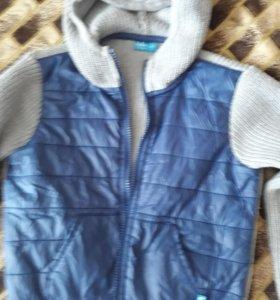 Легкая курточка ButtonBlue