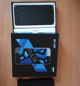 Смартфон Dexp Ixion M255 Pulse