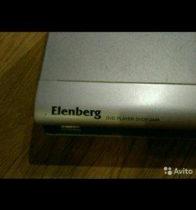 Dvd плеер elenberg