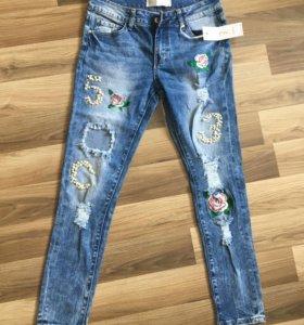 Новые джинсы Италия