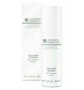 Janssen Cosmetics face guard от солнца 30 spf