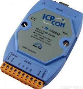 Адаптер ICPcon-7520AR (RS232 to RS-422/485)