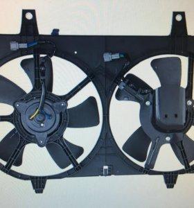 Диффузор (вентиляторы)NISSAN
