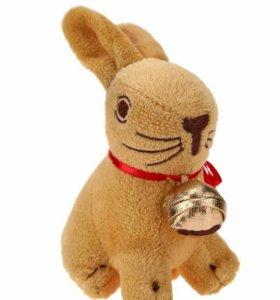Маленький плюшевый кролик