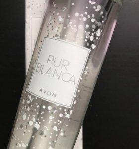 Духи Pur Blanca Avon