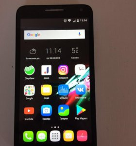 Alcatel One Touch pop3 5025D