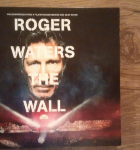 CD Roger Waters the Wall
