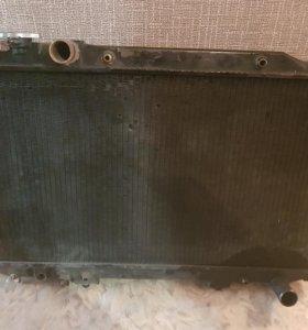Радиатор 1jz-gte