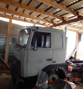 МАЗ 5516 с самосвальным кузовам