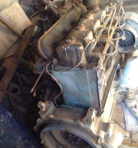 Двигатель Т-40