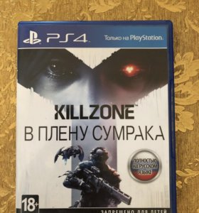 Игра Killzone в плену сумрака. Полностью на русско