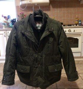 Куртка мужская р. XXXL