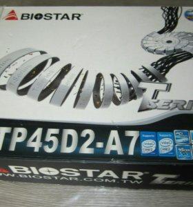 Продам М.П. Biostar TP45D2-A7 6.x