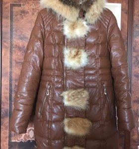 Куртка зимняя 48 размер