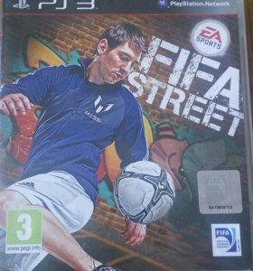 FIFA STREET на ps 3