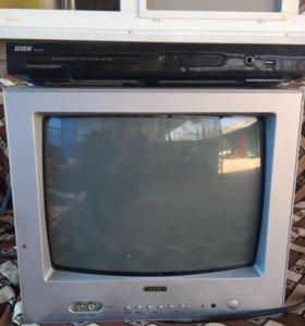 Телевизор DVD