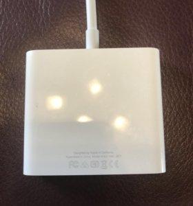 Адаптер Apple usb-c для MacBook