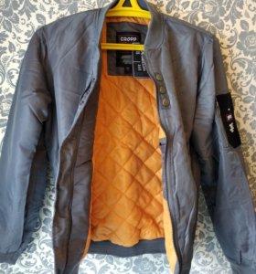 Куртка бомбер CROPP, мужская (новая)