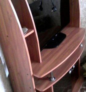 Столик-полка для телевизора