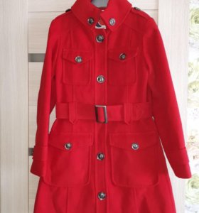 Пальто на девочку 146р