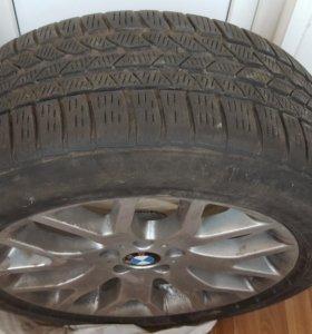 Колеса BMW X5 255/50 R19 зима