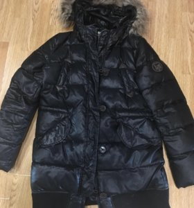 Пальто-парка pull&bear L