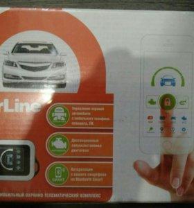 Сигнализация StarLine E95 2Can+Lin