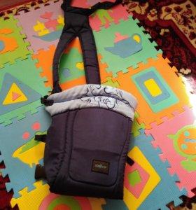 Рюкзак переноска от 6 месяцев