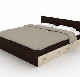 Кровать с ящиками «Марс»