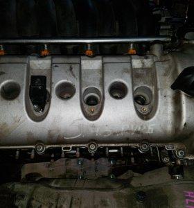 Двигатель 48.50 Порш Каен Porsche Cayenne