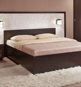 Кровать с подъёмным механизмом «Эко»