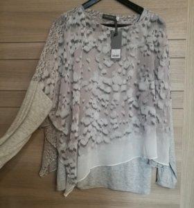 Новая Блуза Mint Velvet 50р